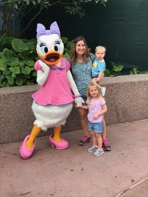 Katie Disney World planner
